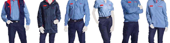 uniformes cooteptur